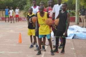 Adama in Basketball