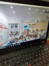 Skype session with other students