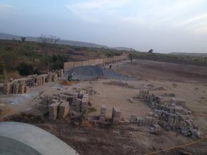 Zorokoro Fence Underway