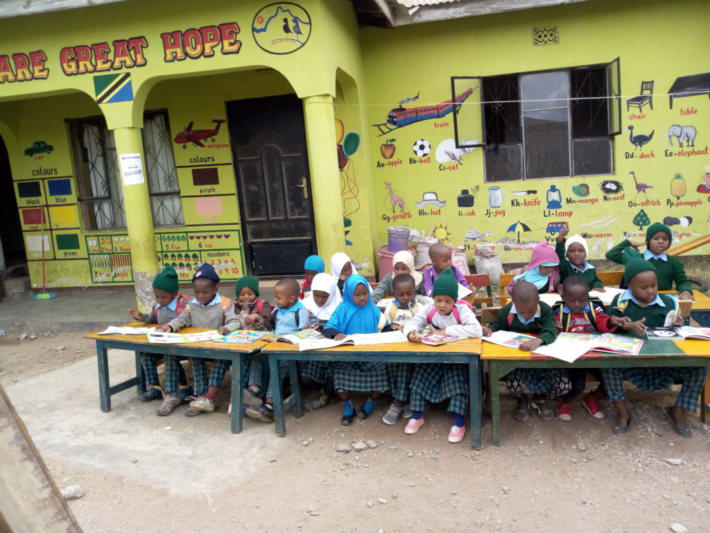 BUILD SCHOOL FOR CHILDREN FROM LOW INCOME FAMILIES