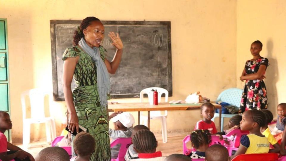 Livelihood & Life Skills for Impoverished Youth