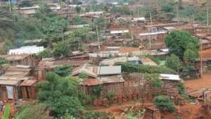 Our community - Shauri Yako Informal Settlement