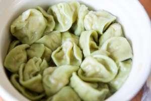 Omnipork dumplings from BaFang for ChingChuan Kids