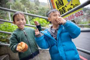 Plant based fruitcake muffins for ChingChuan Kids