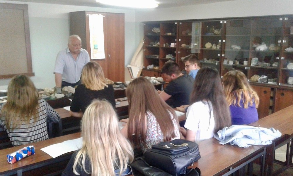 Science Classroom Modernization for Ukraine