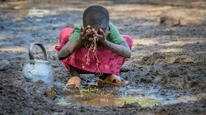 GIVE THESE CHILDREN LIVE WITH CLEAN DRINKING WATER