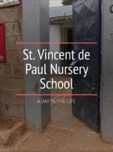 A Day in the Life at St. Vincent's Photo Essay