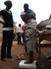 St. Vincent's Hosts Medical Camp