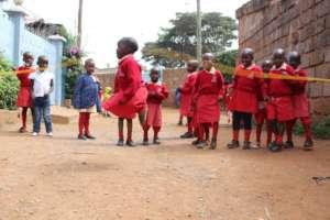 Educate and Feed 85 At-Risk Kids in Kibera, Kenya