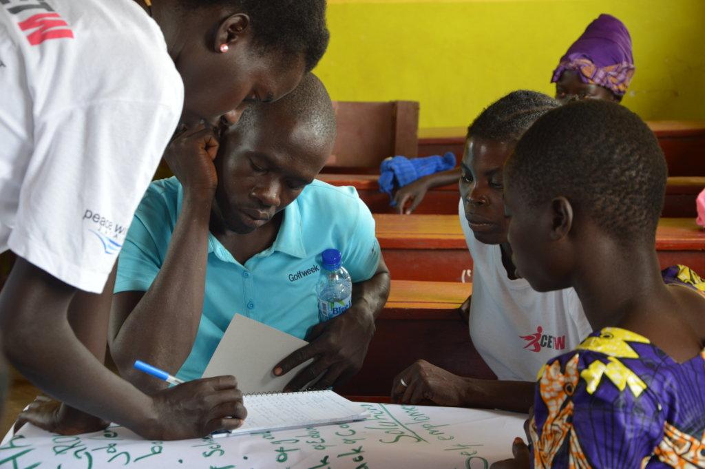 Provide 1200 refugee girls sanitary pads in Uganda