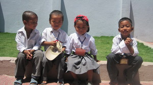 Nursery Students