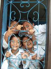 Happy and healthy children
