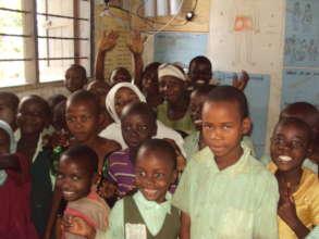 Water Facilities for Rural Schools in Uganda