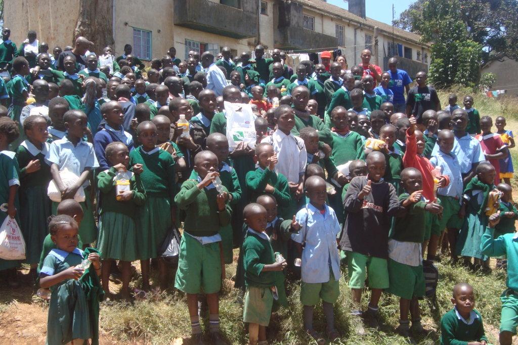 Give brightfuture to slum underprivileged children