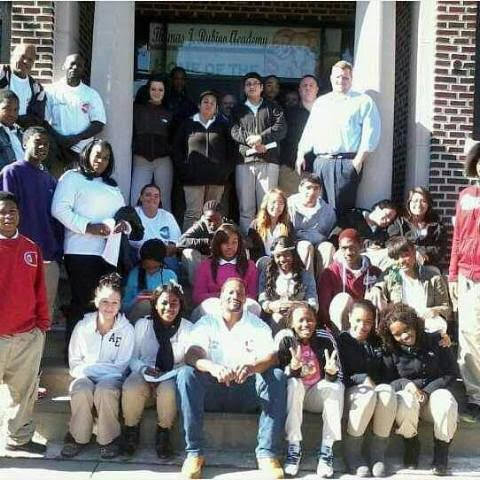 Creating A Safe Haven For Students In Trenton, NJ