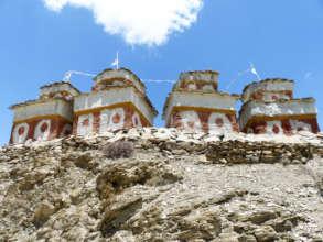 Dolpo belonged to Tibet 250 years ago.