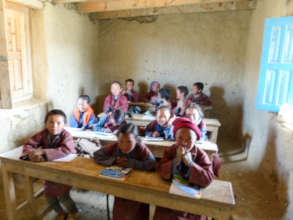 Children in classroom (2)