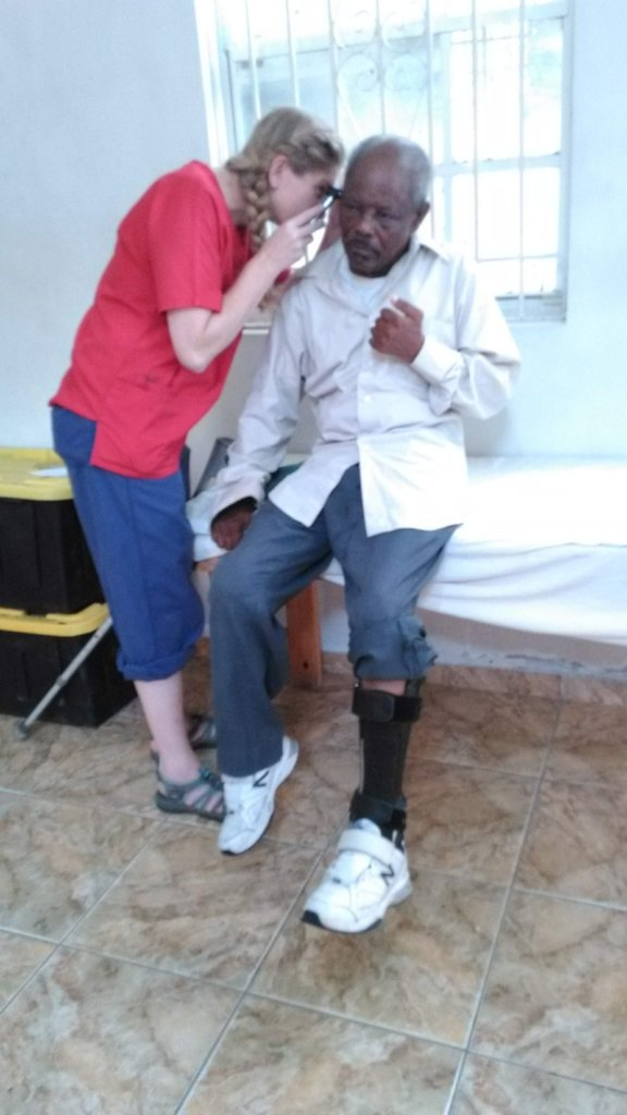 Provide Physical Therapy to Port-de-Paix, Haiti