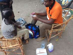 Save Children Medical Outreach Project