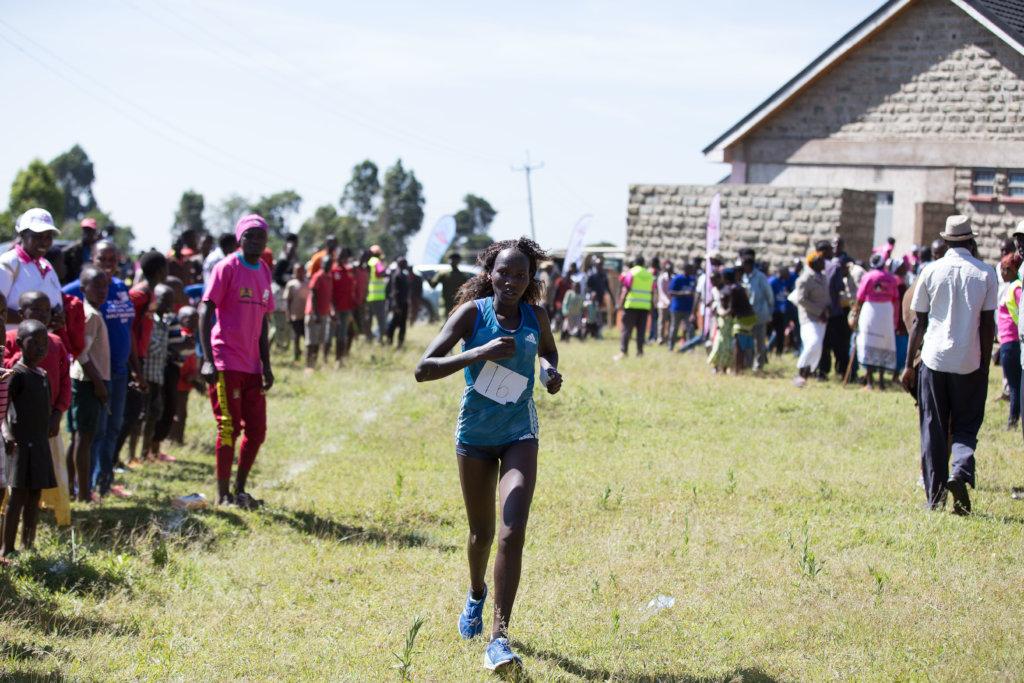 MT. ELGON RUN FOR THE GIRL CHILD HALF MARATHON
