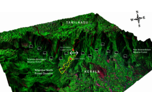 The North Nilambur Appankappu Corridor
