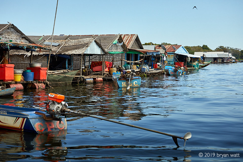 Supply Healthcare to Floating Villages in Cambodia