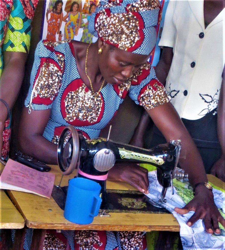 Empowering 300 Refugee Women and Girls in Uganda