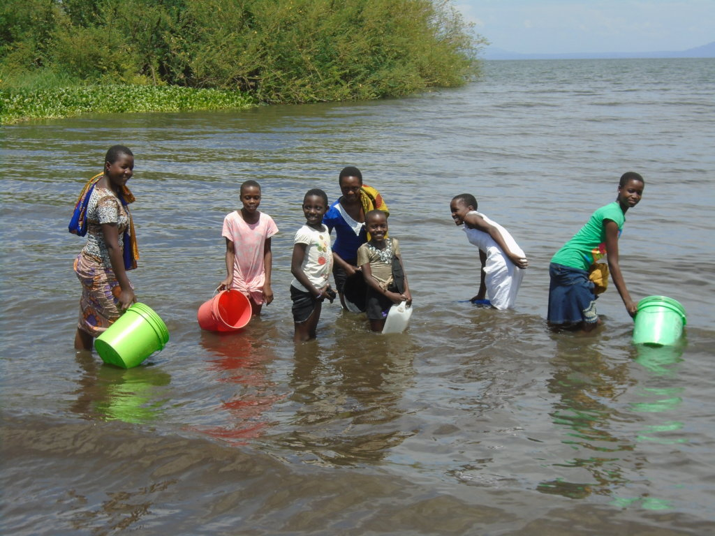 WASH for 2500 villagers in Tanzania
