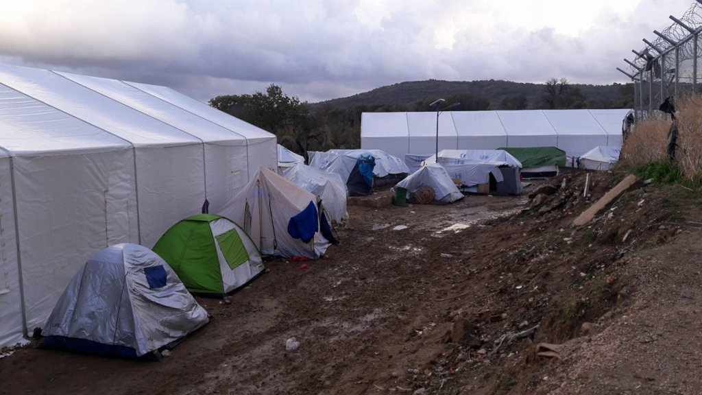 Winter 2020: Refugee Youth Centres Greece