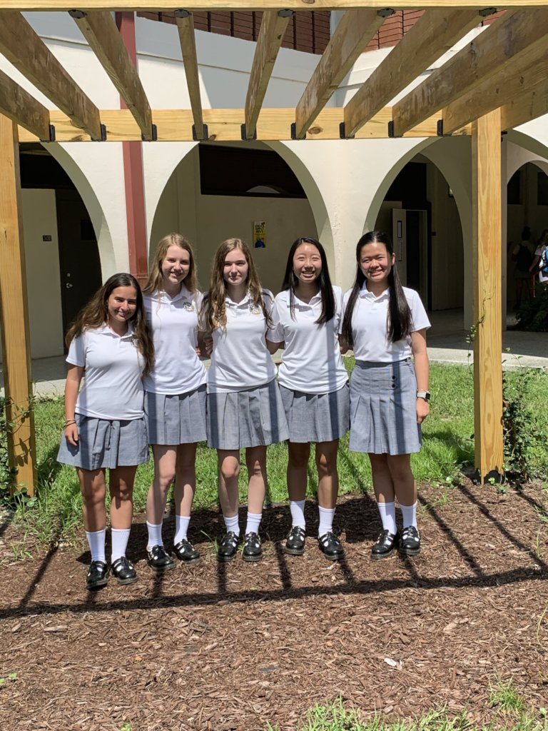 Bishop Moore Catholic Students Creating Change