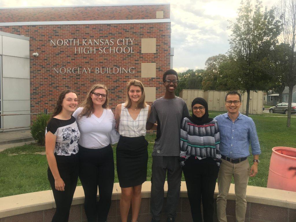 North Kansas City Students Creating Change