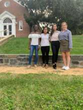Georgetown Visitation Students Creating Change