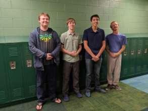 Lake Orion High School Students Create Change