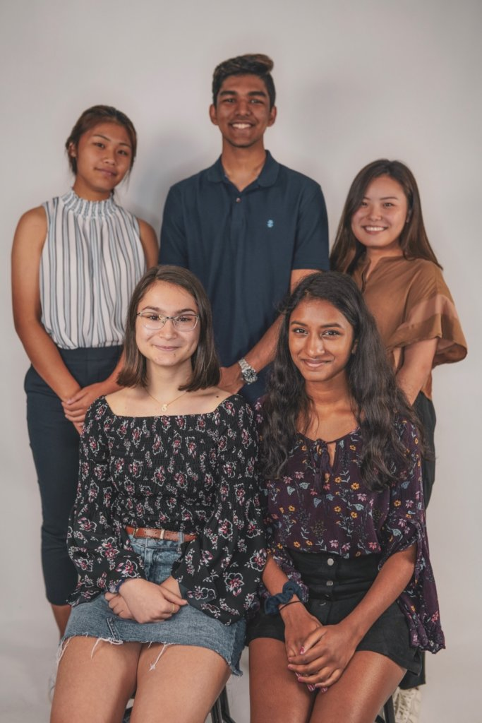 Bellaire High School Students Creating Change