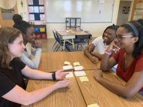 Elizabeth Seton Students Creating Change