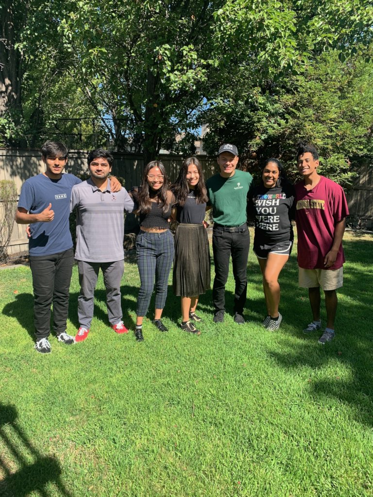 Vista Del Lago Students Creating Change
