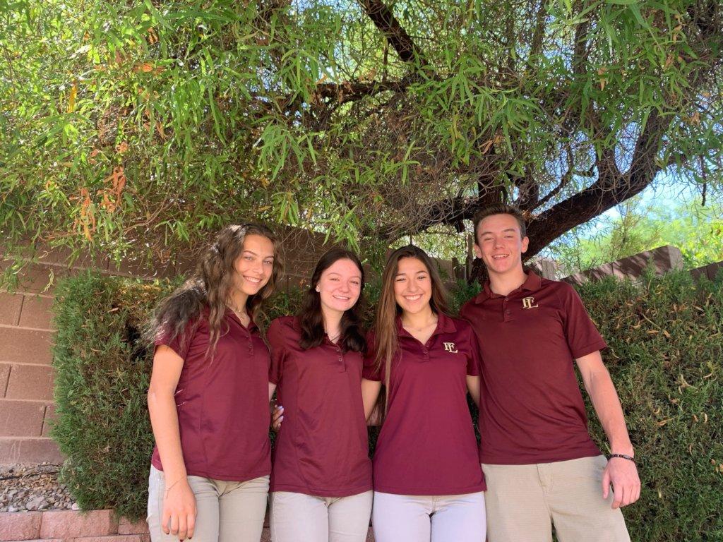 Faith Lutheran Students Creating Change