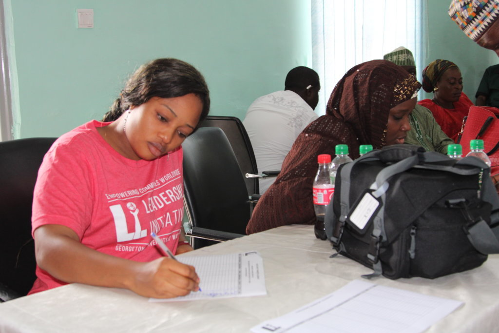Lamar Academy Students Creating Change