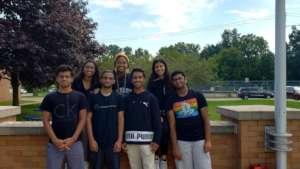 International Academy Students Creating Change