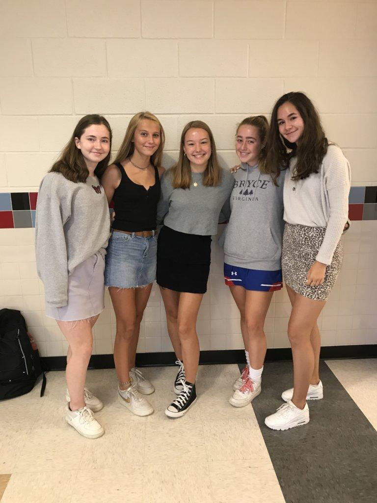T.C Williams High School Students Create Change