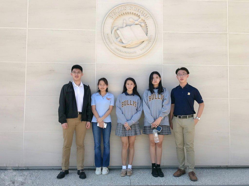 Bullis School Students Creating Change