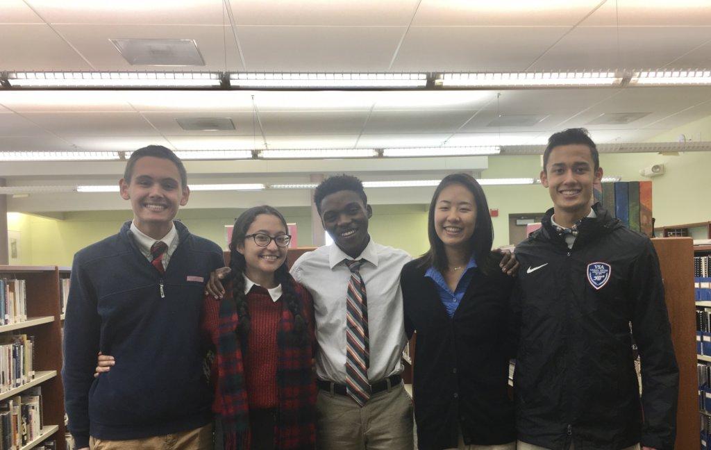Wakefield School Students Creating Change