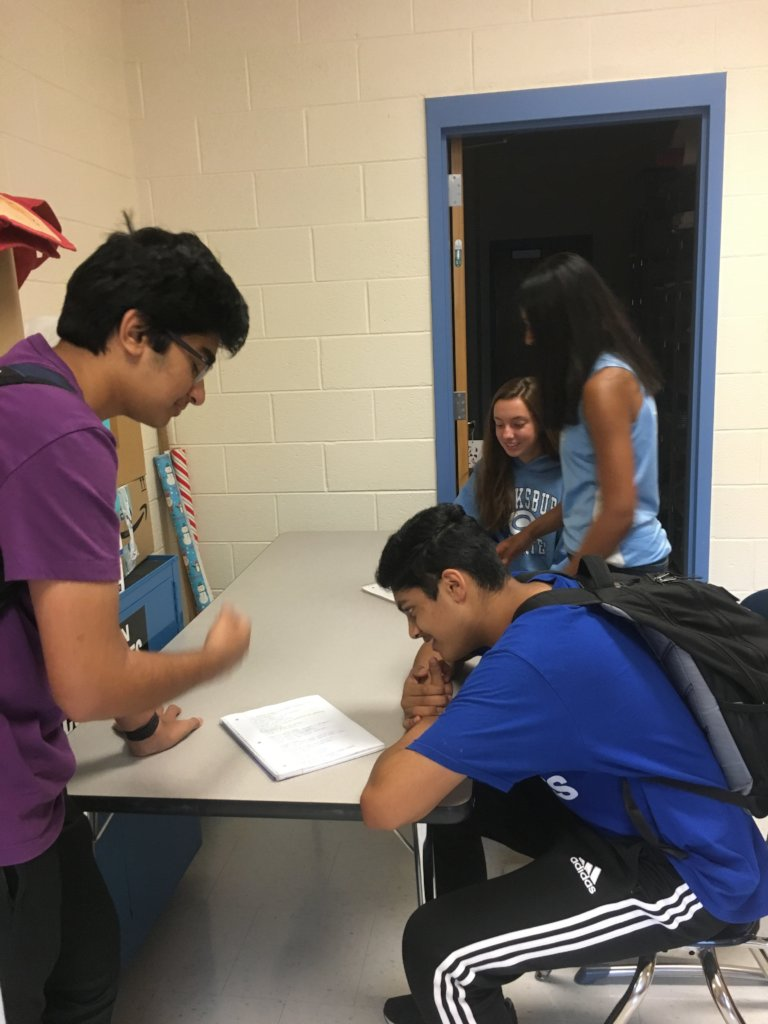 Clarksburg High School Students Creating Change