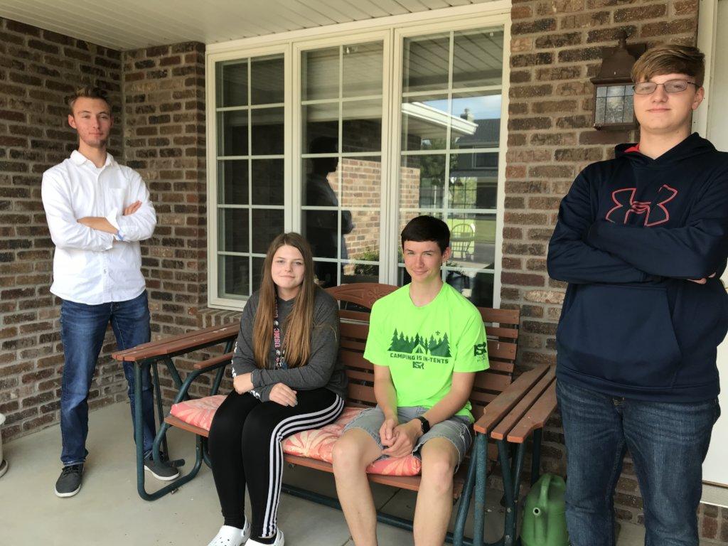 Deer Creek-Macinaw Students Creating Change