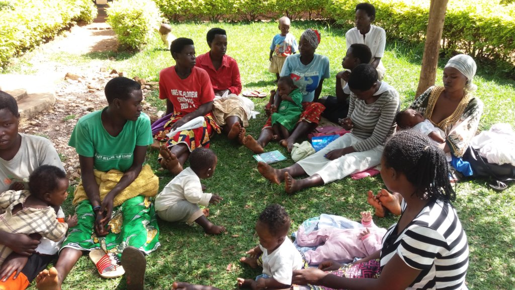 Empower Teenage Mothers Affected By HIV/AIDS