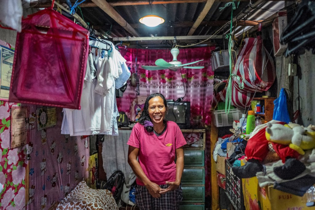 Solar power for the poor in the Philippines