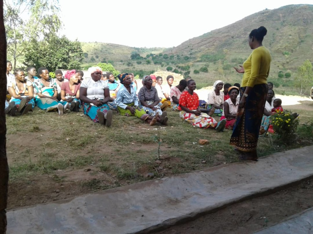 Food Security and Community Banking in Mandimu