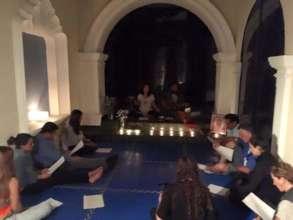 Active meditation classes