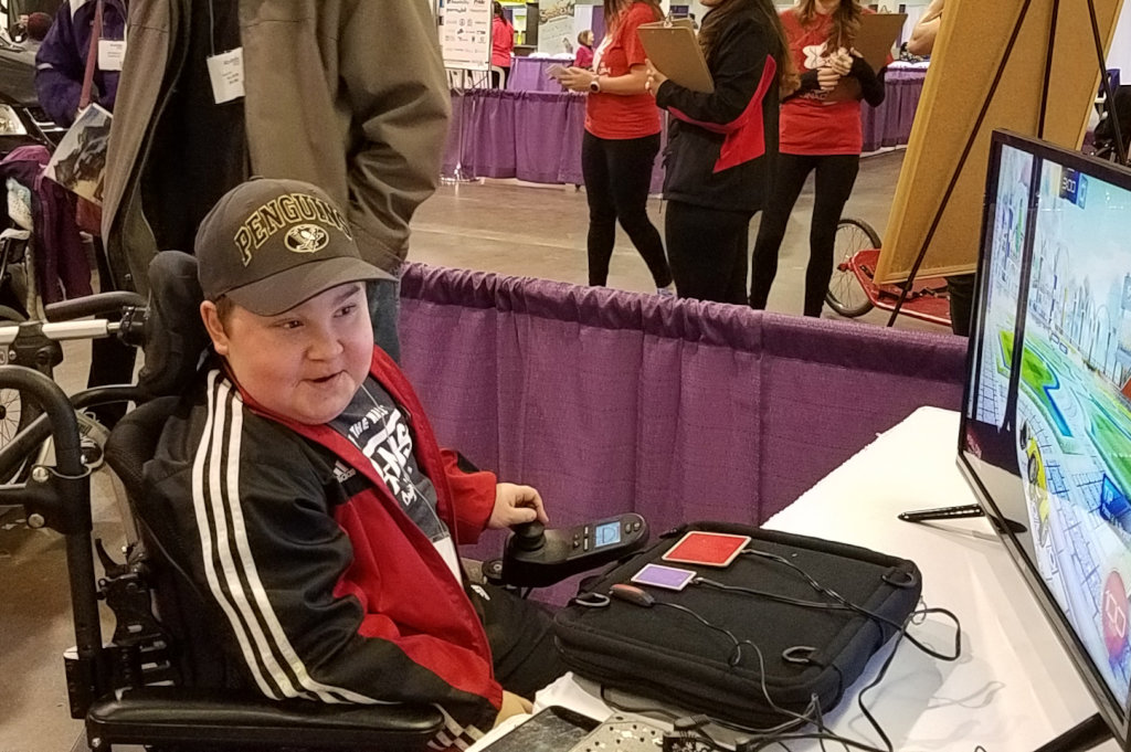 Sponsor life-changing accessibility