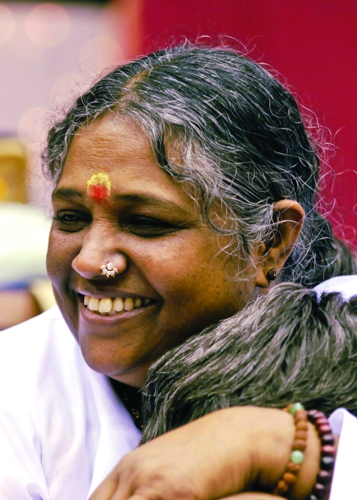 Support event: Amma in Copenhagen, October 22-23
